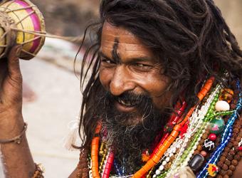 IP 2013 INDIA EM Varanasi Sadu 04!