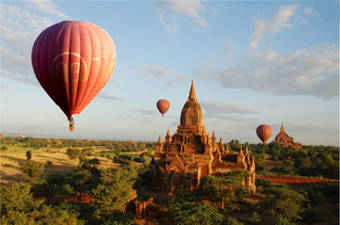 IP MYANMAR Balloons THREE !!!!!