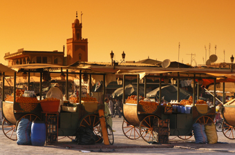 Djema El Fna Marrakesh