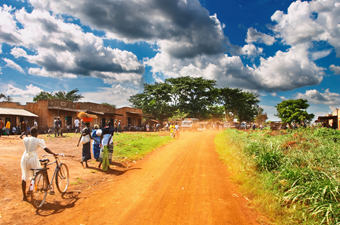 Uganda street